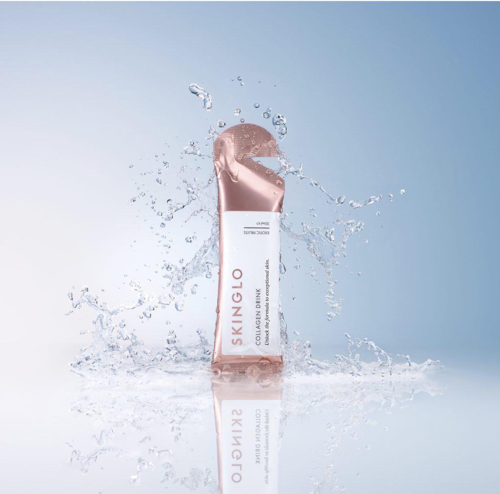 SkinGlo Collagen Drink For Women image
